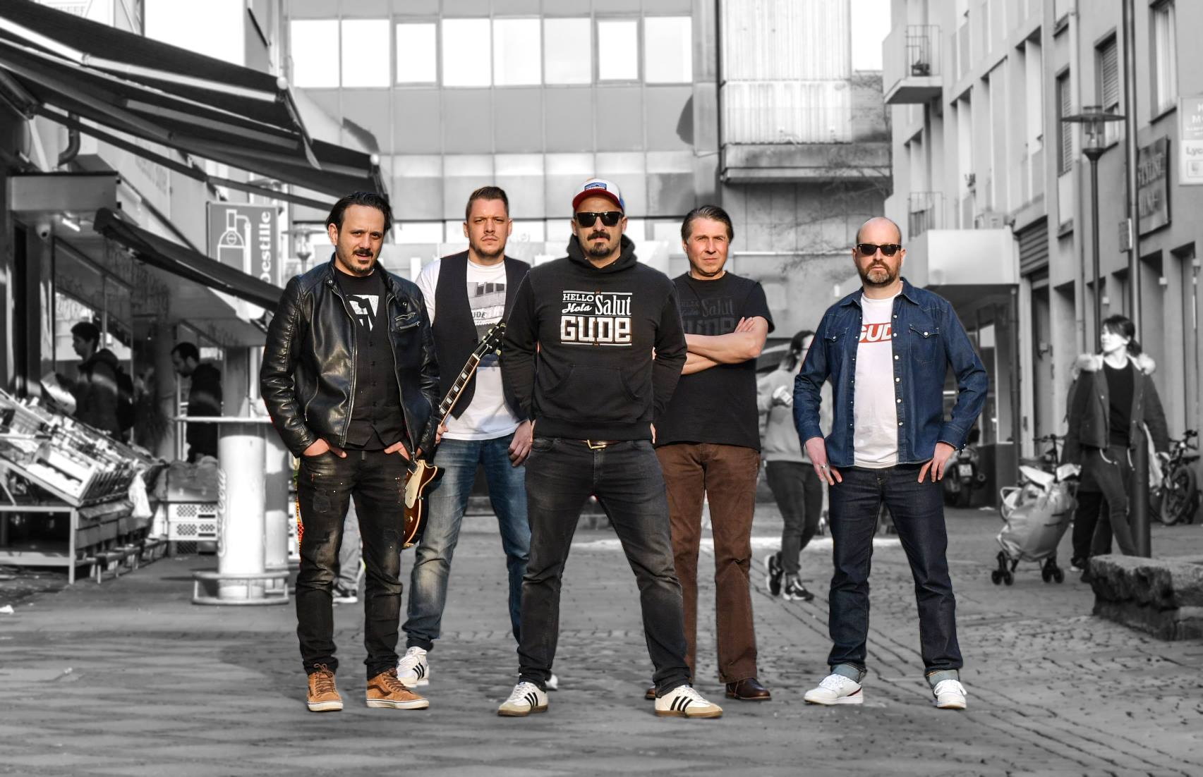 Lichtenberg Produktion Musikvideo / Foto: ©Mark Kristel